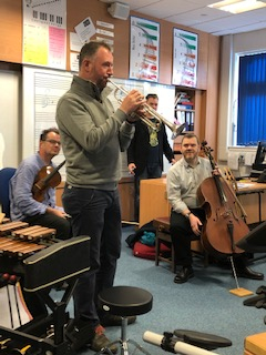 New Music Makers at Kirkintilloch, 2018