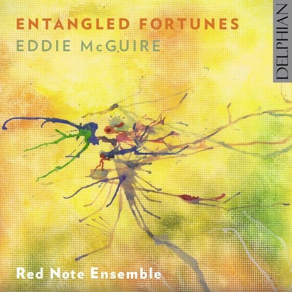 CD Cover: Entangled Fortunes